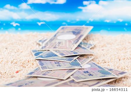海とお金 16654311