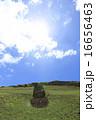 モアイ像 モアイ 遺跡の写真 16656463