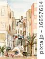 Small town Loret-de-Mar 16657614