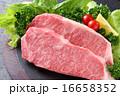 生肉 牛肉 食材の写真 16658352