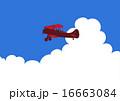 夏の飛行機 16663084