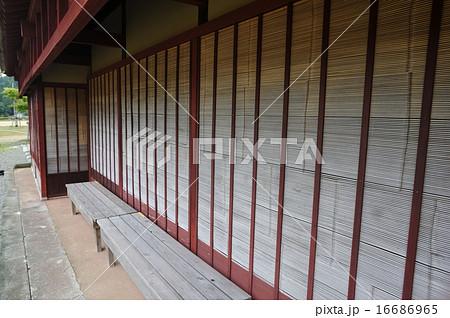 簾虫籠(すむしこ)のある町屋 16686965
