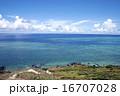 石垣島 平久保崎 海の写真 16707028