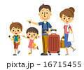 家族で旅行【三頭身・シリーズ】 16715455
