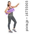 女性 メス エクササイズの写真 16735003