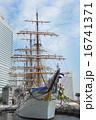登檣礼 日本丸 帆船の写真 16741371