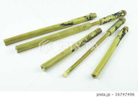 懐かしい竹鉄砲 16747496