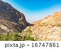 ヨルダンの渓谷(ヨルダン、ハママート・マイン) 16747861