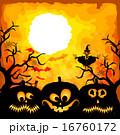 かぼちゃ カボチャ 南瓜のイラスト 16760172