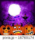 かぼちゃ カボチャ 南瓜のイラスト 16760174