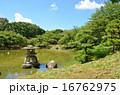 石灯篭 水辺 風景の写真 16762975