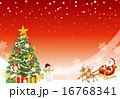 クリスマス 背景 16768341