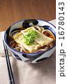麺類 麺 きつねうどんの写真 16780143