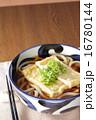 麺類 麺 きつねうどんの写真 16780144