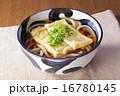 麺 麺類 きつねうどんの写真 16780145
