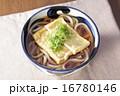 麺類 麺 きつねうどんの写真 16780146