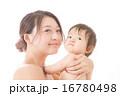 子育て 母娘 親子の写真 16780498