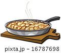 鍋 じゃが芋 ジャガイモのイラスト 16787698