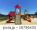 子供 公園の遊具 16790430