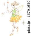 イラスト フェアリー 魔法のイラスト 16791630