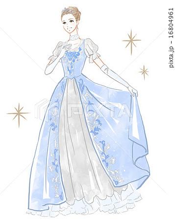 100+】 お姫様 ドレス イラスト , かわいいフリー素材集 いらすとや