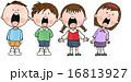 子供の学校生活16合唱 16813927