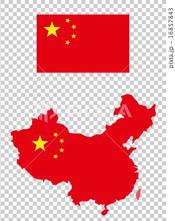 中國國旗 16857843