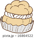 シュークリーム 16864522