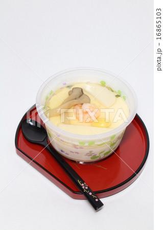 冷たい茶碗蒸しの写真素材 [16865103] - PIXTA