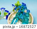 ラムネ 冷やす 清涼飲料水の写真 16872527