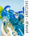 ラムネ 冷やす 清涼飲料水の写真 16872545