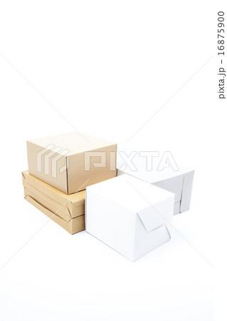 paper box.の写真素材 [16875900] - PIXTA