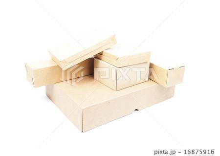 paper box.の写真素材 [16875916] - PIXTA