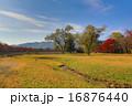 秋 のどかな 静かの写真 16876440