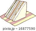 サンドイッチ 16877590
