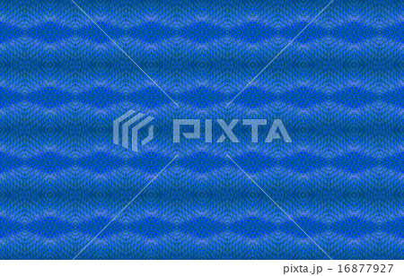 seamless pattern of scale golden dragon backgroundの写真素材 [16877927] - PIXTA
