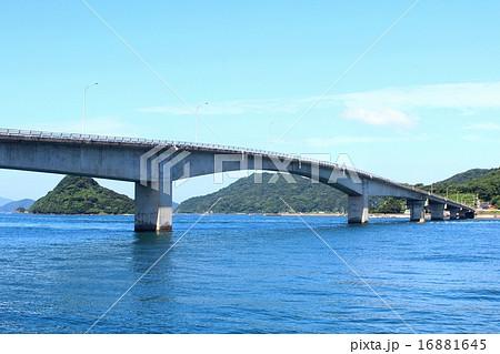 御所浦島 中瀬戸橋  16881645