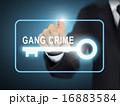 罪を犯した ギャング ゆび 16883584