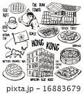 名所 旅行 食物 16883679