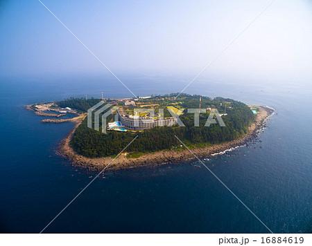 熱海の離島、初島 16884619