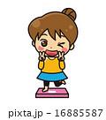 体重計【コミカル・シリーズ】 16885587