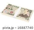 ベクター 1万円札 お札のイラスト 16887740