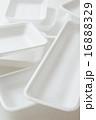 白いトレー 16888329