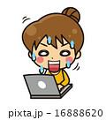 パソコン【コミカル・シリーズ】 16888620
