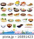 和食 アイコン 16891423