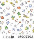 ティータイムのイラスト 16905398