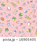 ティータイムのイラスト 16905405