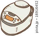 ベクター 炊飯器 炊飯ジャーのイラスト 16916452