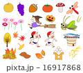 秋物のアイコン 16917868