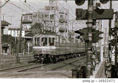 昭和の京急大師線 川崎 昭和53年 16922471